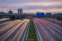 Puente del servicio - Horizonal